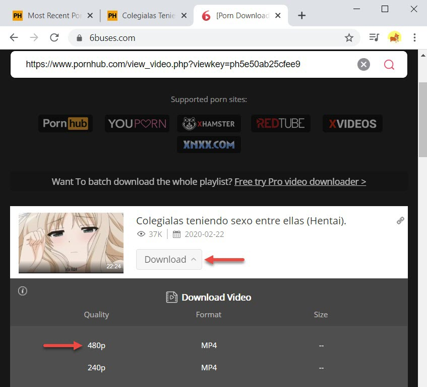 Download free porn online