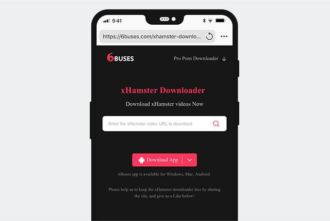 6Buses xHamster downloader